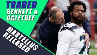 Seahawks Trade Michael Bennett to Eagles Is Sherman Next?