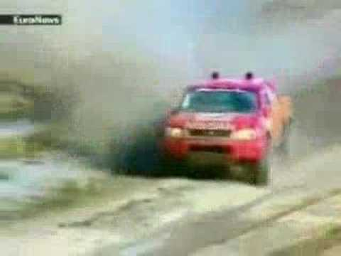 MITSUBISHI MOTORS Dakar Rally 2002
