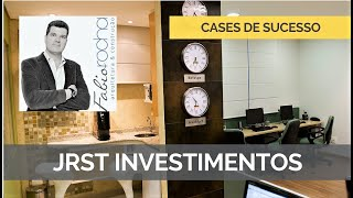 Cases de Sucesso | JRST Investimentos | Fabio Rocha Arquitetura Comercial