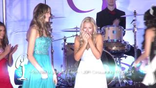 Crowning Moment Miss New Jersey Teen USA