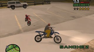 Starter Save -Part 1-The Chain Game 100 Mod-GTA San Andreas PC-complete walkthrough-achieving ??.??%