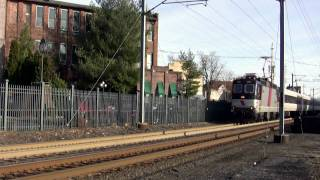 New Jersey Transit - North Jersey Coast Line - Red Bank, NJ - 1/20/10 & 1/21/10