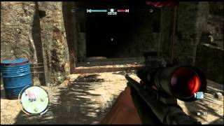 Far Cry 3 Multiplayer Gameplay PS3