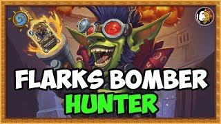 Hearthstone: Flarks Bomber Hunter