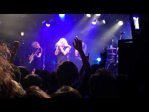 20140903 Danger Danger - Afraid of Love (live at Shibuya)