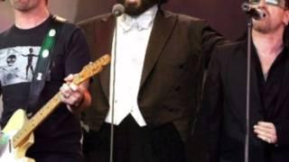 Miss Sarajevo U2 & Luciano Pavarotti