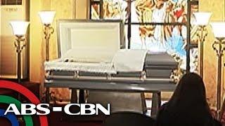 TV Patrol: Labi ng UST law student na nasawi sa hazing, ibinurol na
