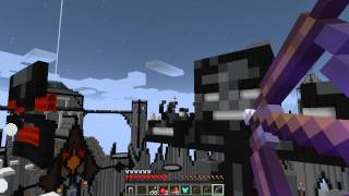 GIANT 1.8 WITHER BOSS BATTLE FINALE - Minecraft Diversity 2