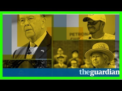 Paradise papers: who's who in the leak of offshore secrets