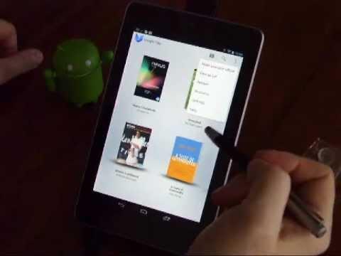 google nexus 7 2012 4 1 tutorial the missing manual and how to rh youtube com nexus 7 guidebook 2013 Nexus 9