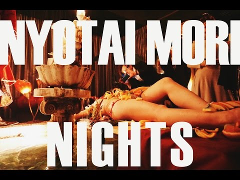 UNDERGROUND OSAKA NYOTAIMORI NIGHTS // KINGUU'S BIRTHDAY EVENT
