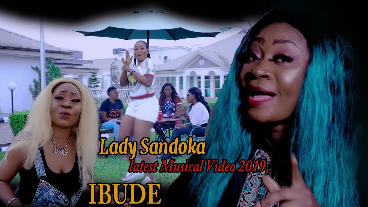 Download Lady Sandoka latest Musical Video 2019, Ibude