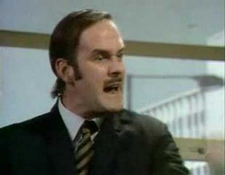 Monty Python- Architect Sketch