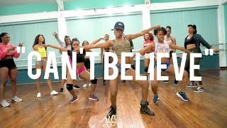 Kranium - Can't Believe ft. Ty Dolla $ign & WizKid (Dance) | Choreography by Luna