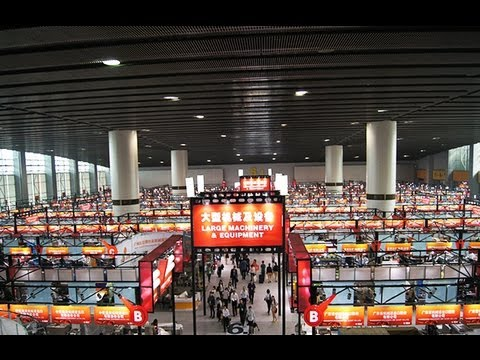 The MACHINERY FACTORY ATTENDING THE 112ND Autumn CANTON FAIR CHINA IMPORT AND EXPORT FAIR