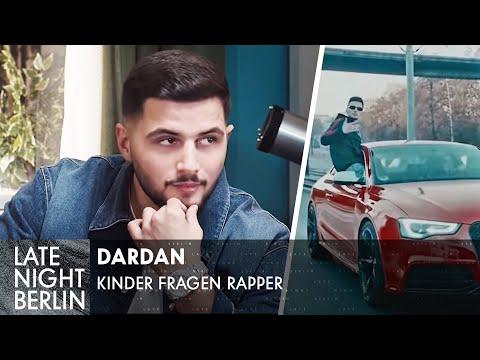 Dardan, warum bist du nicht angeschnallt? Kinder fragen Rapper | Late Night Berlin | ProSieben