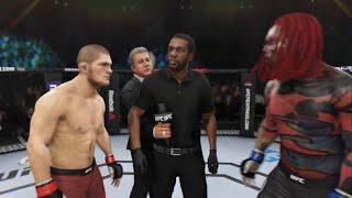 Khabib vs. Apocalipto (EA Sports UFC 3) ☝️🦅
