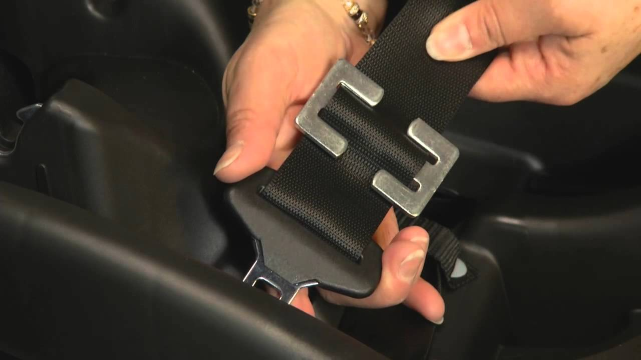 When to use a Locking Clip - Car Seats For The Littles