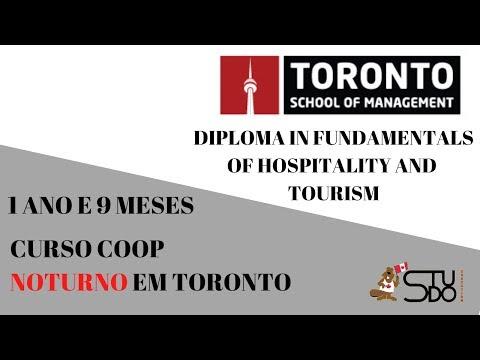 Novo curso coop NOTURNO em Toronto
