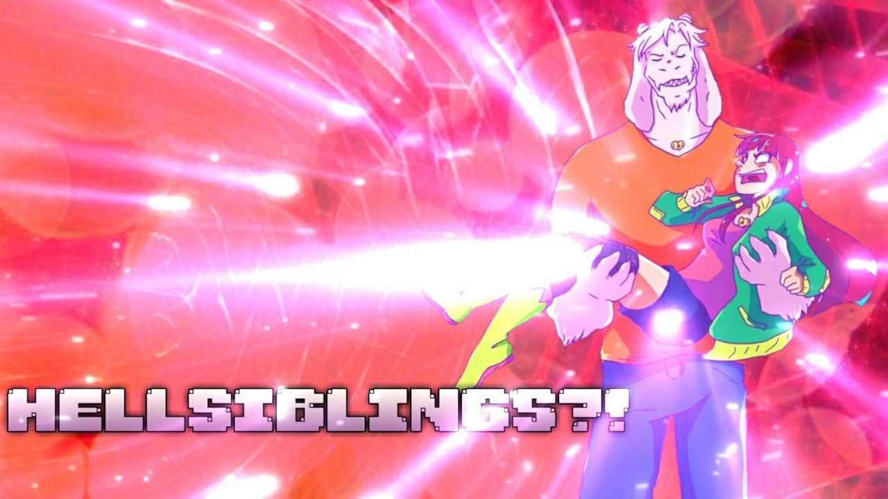 Download [Undertale AU]«Hellsiblings?! Rus»