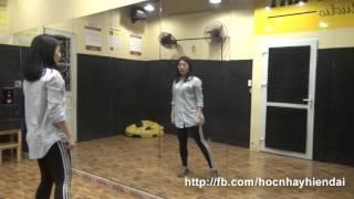 [Học nhảy hiện đại] Bài 10: [Học nhảy hiện đại] Bài 1 Lion Heart
