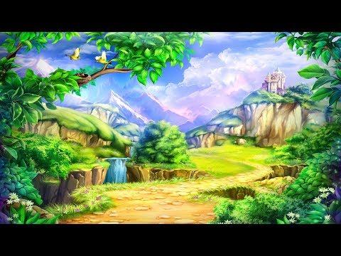 Beautiful Chinese Music - Princess of the Golden Palace