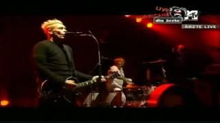 Die Ärzte - Sweet Sweet Gwendoline (Hurricane 2005) HD