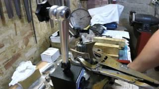 Restauration d'une pompe hydraulique de tractopelle John Deere JD410 - Partie 5