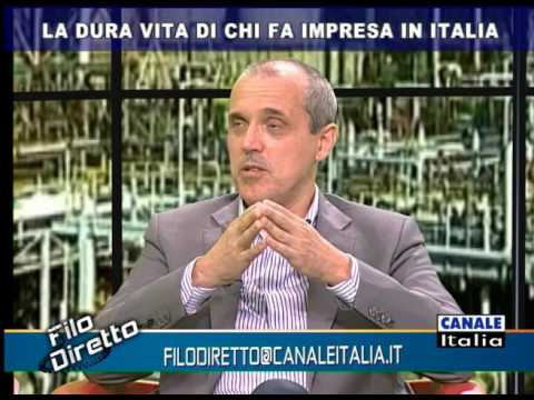 Filo Diretto - La dura vita di chi fa impresa in Italia 22 07 2017