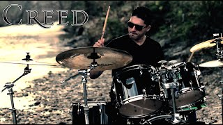 Creed - Drum Cover - My Sacrifice