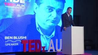 Perception of the Future | Ben Blushi | TEDxAUK