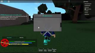 Roblox - Arc of the Elements - Level 500 Easter Egg Special