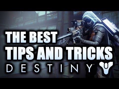 Destiny Tips & Tricks For Beginners: A Guide For Noobs w/ Destiny Online Multiplayer Gameplay