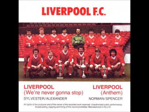 Liverpool F.C (Anthem) 1983 Squad