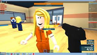 2nd video on my channel Prision life (ROBLOX)