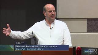 """WPT University Place: Jews and the Science of """"Race"""" in America"""
