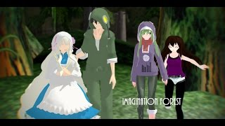 Repeat youtube video [MMD x Kagerou project] Imagination Forest  【想像フォレスト】 ~ 「IA」  PV