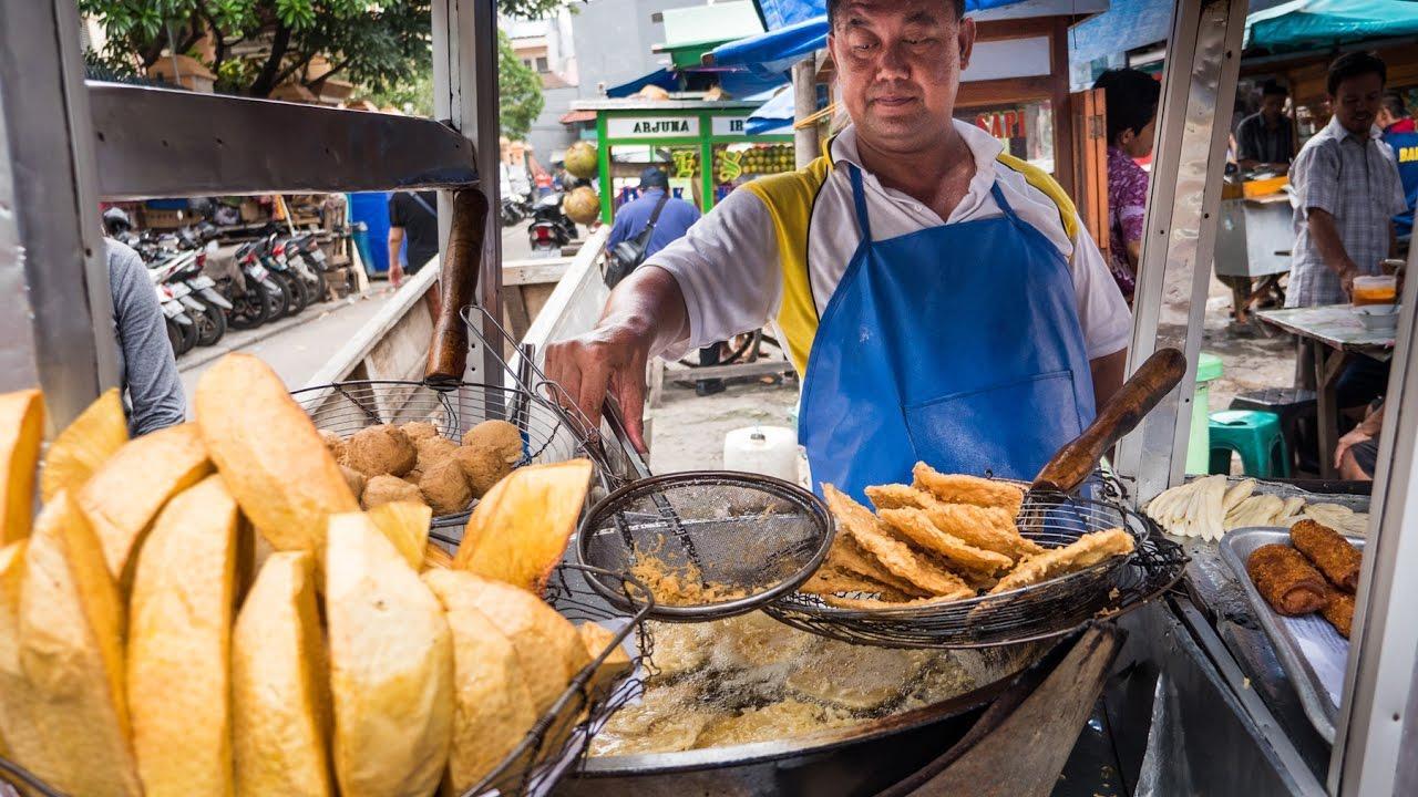 Thiên đường ẩm thực đường phố Indonesia