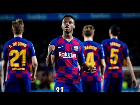 Download Ansu Fati Goal vs Celta Vigo 0-1