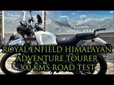 Royal Enfield Himalayan Full Honest Review | Adventure Tourer | Indian Triumph Tiger
