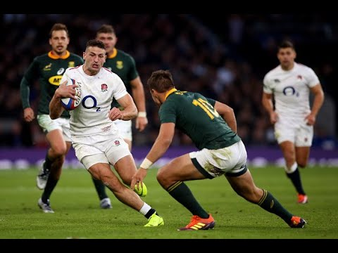 O2 Inside Line: England v South Africa action & reaction