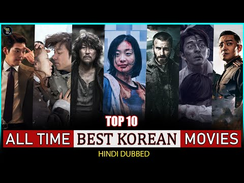 Top 10 Best Korean Movies Of All Time Dubbed In Hindi [Better Than Hollywood Movies ]