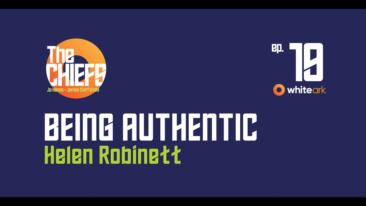 Download EP019 Being Authentic   Helen Robinett