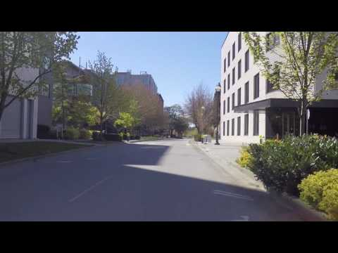 Touring Vancouver BC Canada - Driving Around University of British Columbia Campus
