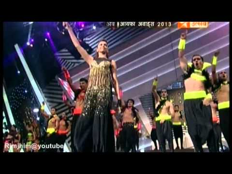 Deepika Padukone performance in iifa 2013 Macau 720 HD