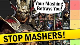 Mortal Kombat 11 - How to Stop Mashers & Prevent Salt!