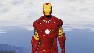 DEMİR ADAM!! - GTA 5 Iron Man Modu