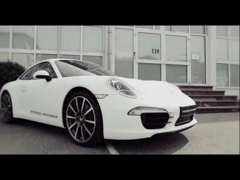 Porsche Museum Secrets - Part 1