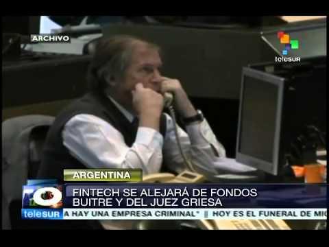 Fintech Head David Martinez Accepts Argentine Bond Swap Plan