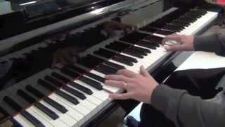 Take The A Train, Alain Heim piano solo